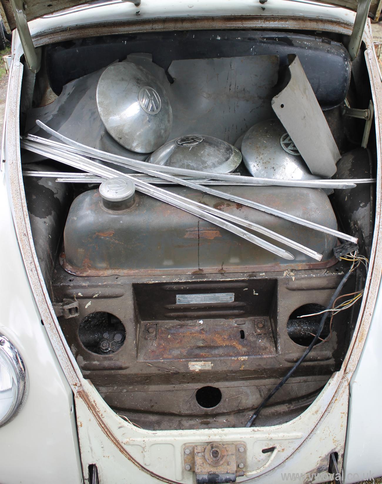 wwwvwovalcouk volkswagen oval beetle rebuild