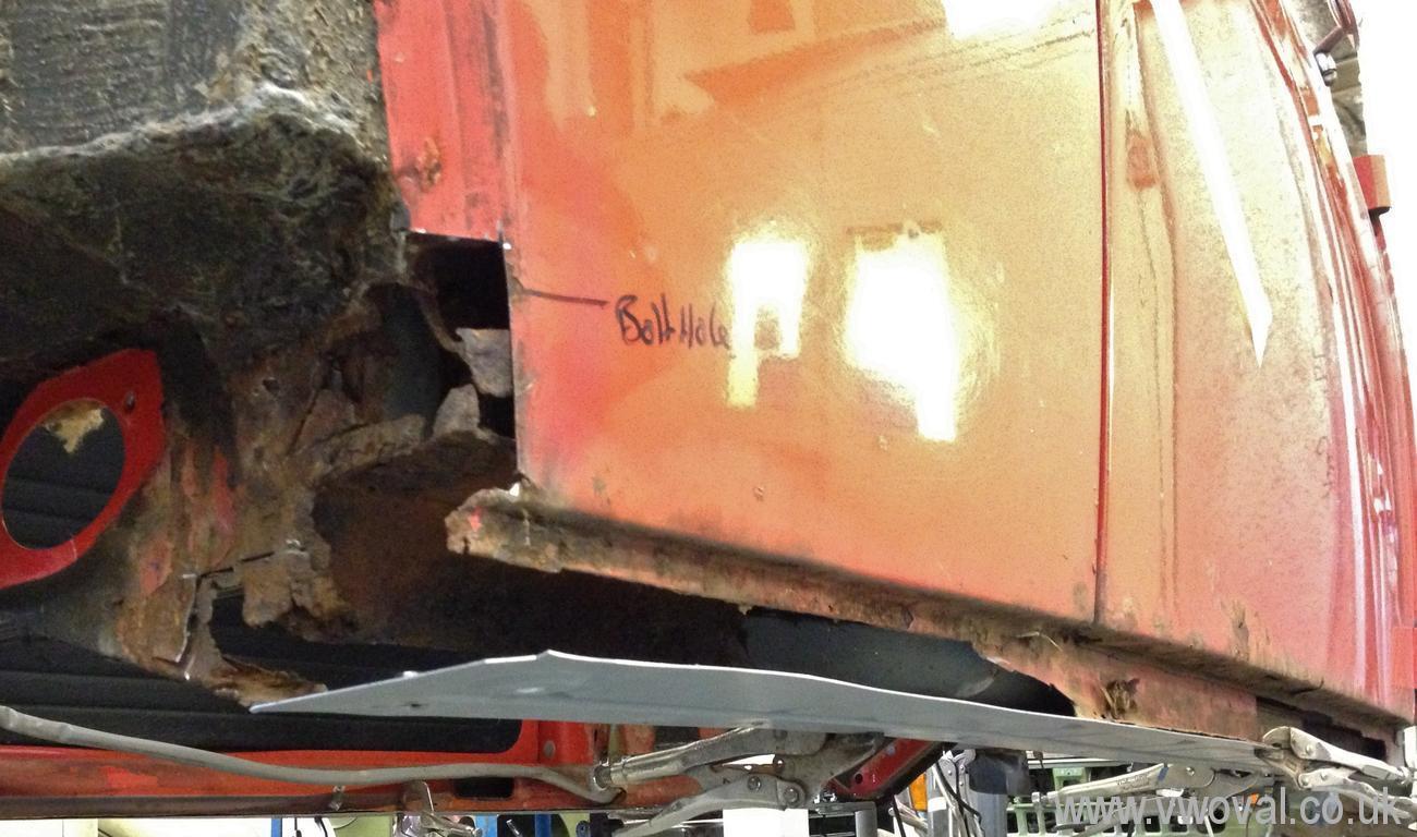 Www Vwoval Co Uk Volkswagen Oval Beetle Rebuild