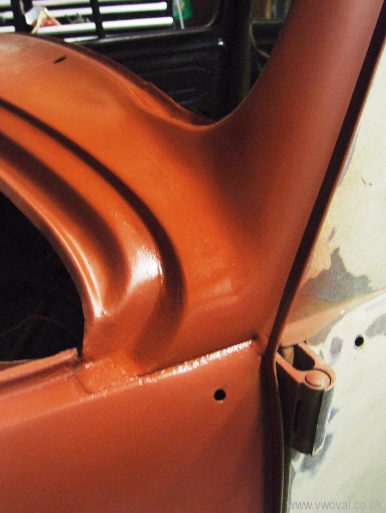 1953 Standard Model Oval Vw Beetle